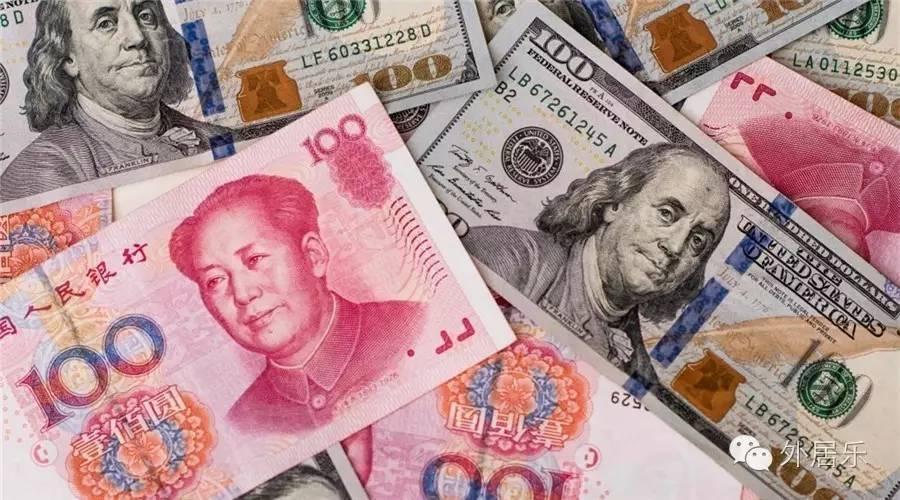父母从中国汇钱去境外有管制